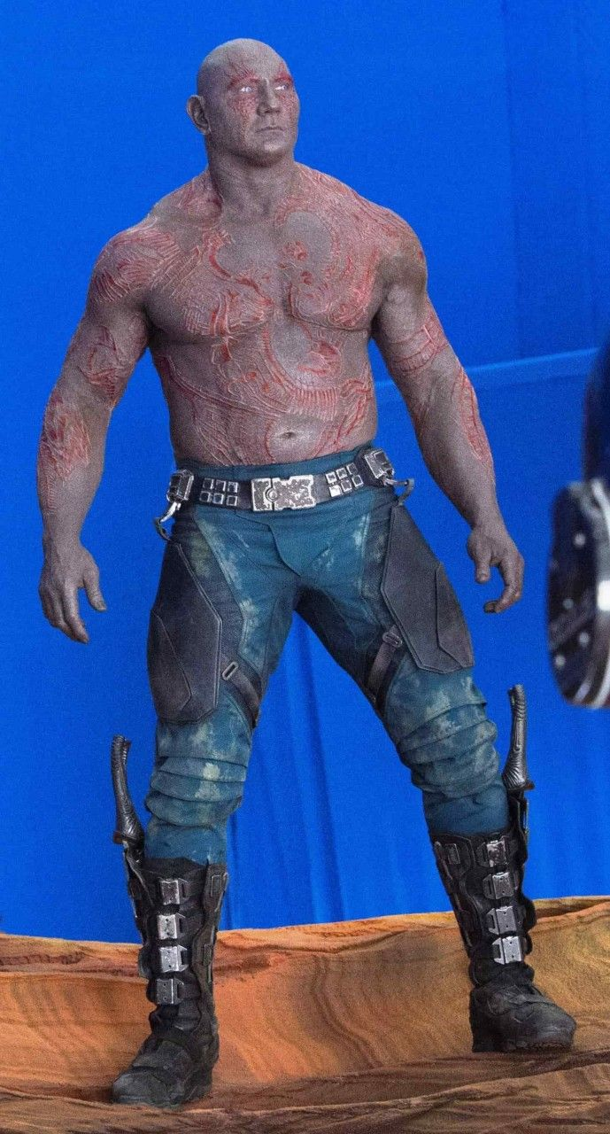 Guardians Of The Galaxy Vol 2 Drax Trouser Pant by Dave Bautista.