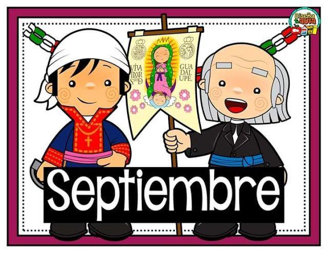 Tareitas Portada Septiembre Actividades Para Segundo Grado Septiembre Preescolar Periodico Mural Septiembre