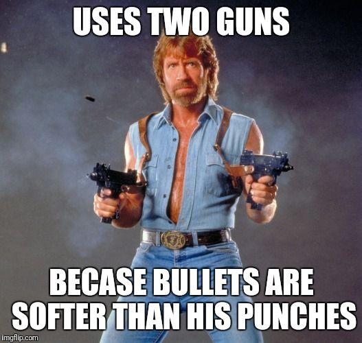 Polite Chuck Norris