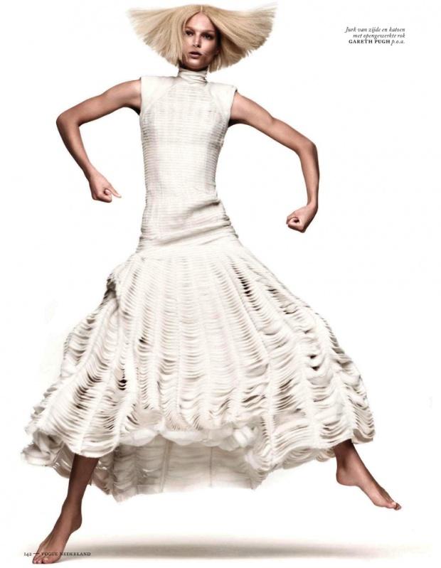 """Melissa Tammerijn   """"Exceptional Pieces""""   Vogue Holanda Abril 2013   by Ishi"""