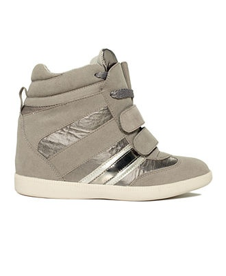 R2 Shoes, Avedon Platform Wedge Sneakers - Fall Shoe Trends - Shoes - Macy's