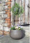 Rondo bowl planter