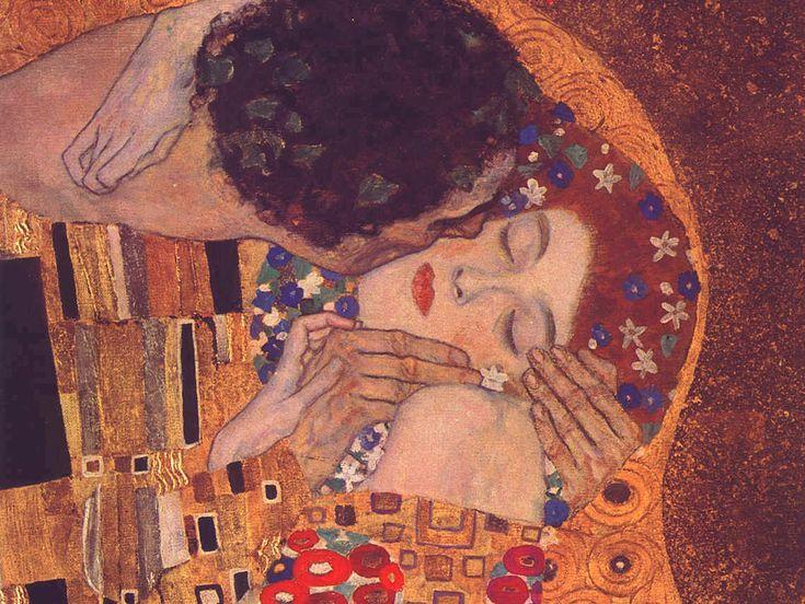 Der Kuss (Detalle) - (1907) Gustav