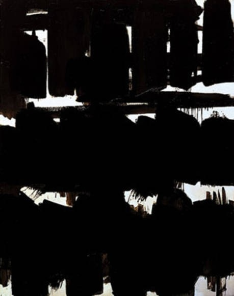 112 best images about pierre soulages on pinterest for Art minimal pompidou