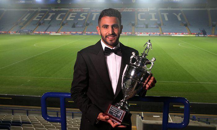 Riyad Mahrez Resmi Perpanjang Kontrak di Leicester City