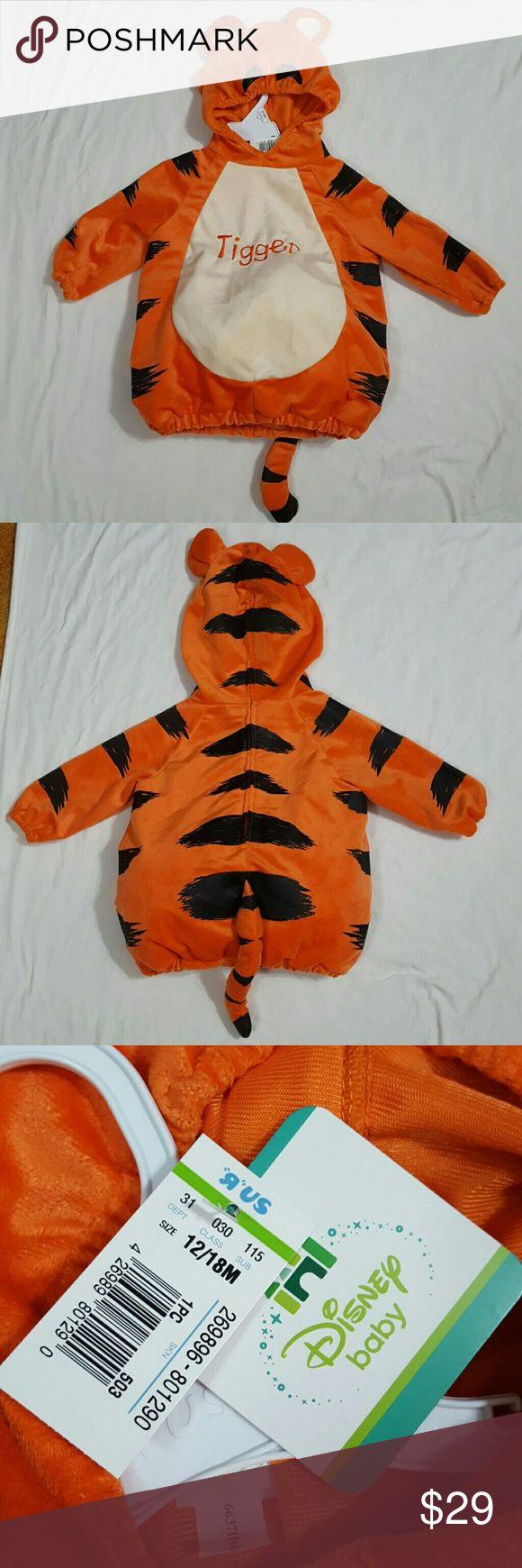 Best 25+ Tigger costume ideas only on Pinterest | Disney costumes ...