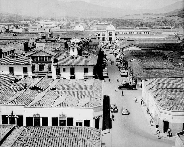 Medellin. Sector de Guayaquil