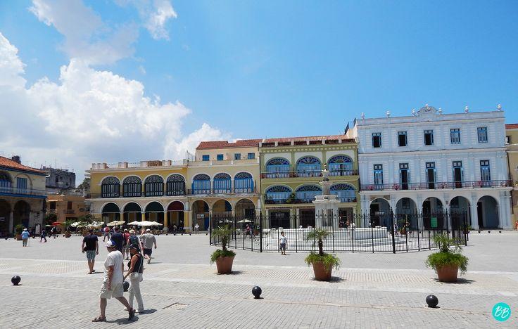 Plaza Central, La Habana