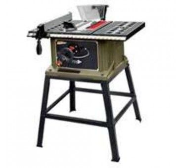 """Rockwell RK7240.1 Table Saw With Leg Stand, 10"""""""