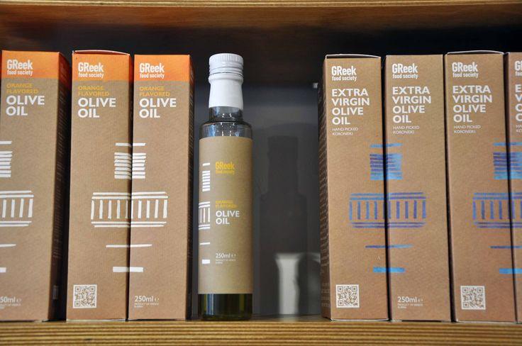 Greek Food Society Olive Oil