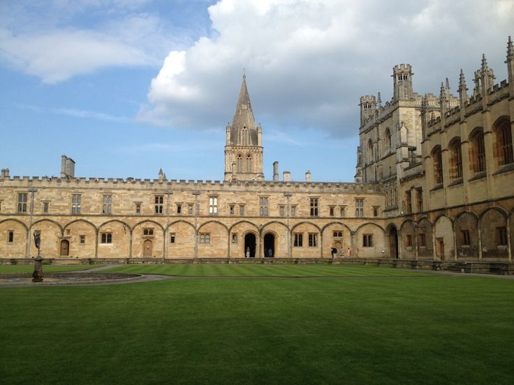 Christ Church    Oxford, England