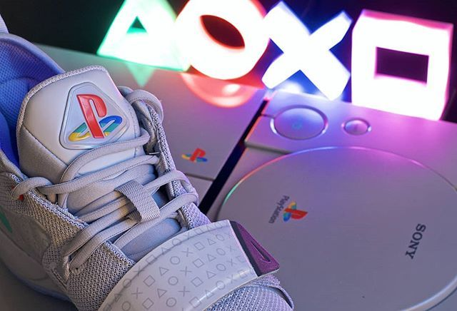 best cheap 9094a df8ab PlayStation X Nike Paul Georges ! ----- #PlayStation #PS ...