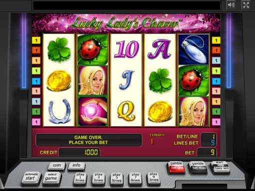 online slot machines for fun lucky ladys charm tricks