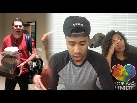 END RACISM TODAY!!! BEING KICKED OUT OF OUR HOME AFTER BEING RACIALLY SLANDERED!!! (PLEASE SHARE!!) - YouTube