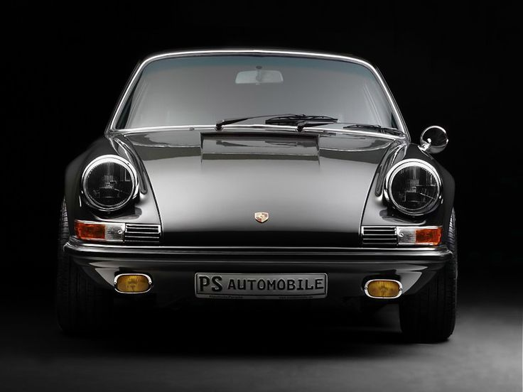 definition of a myth Porsche 911 ST by PS Automobile 964 chassis and engine basis with classic ST body