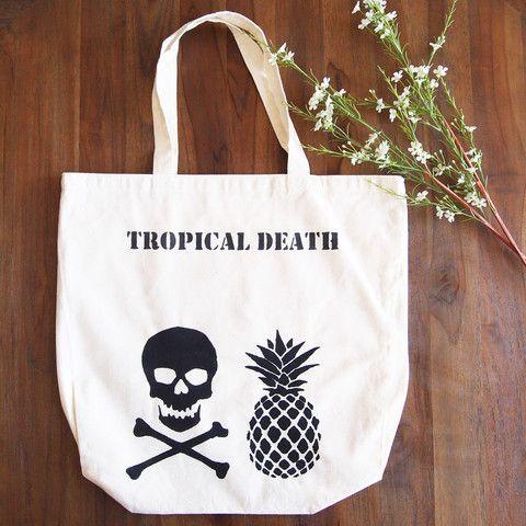 Tropical Death Tote Bag