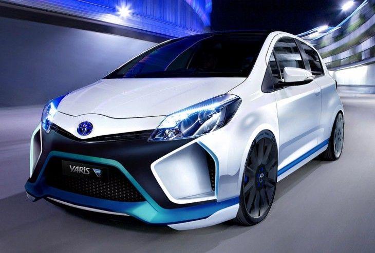 Toyota Yaris Hybrid-R, 414 hp