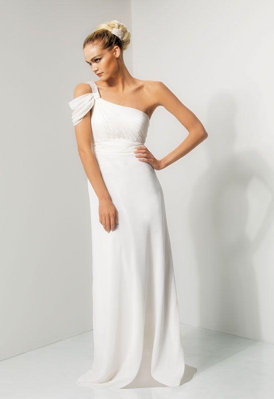 second wedding dresses | Simple Wedding Dresses Simple Wedding Dresses for Second Wedding 1356 ...