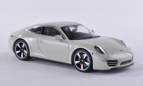 Perfect Gift Idea: 2013 Porsche 911 50th Anniversary Edition 1:43 #porsche #scalemodel #gift #christmas