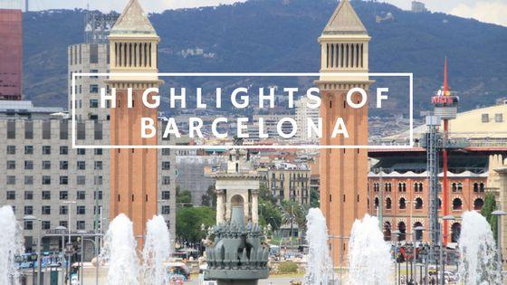 New Blog Post: Highlights of Barcelona – http://www.thegirlswhowander.com/2017/06/17/highlights-of-barcelona/