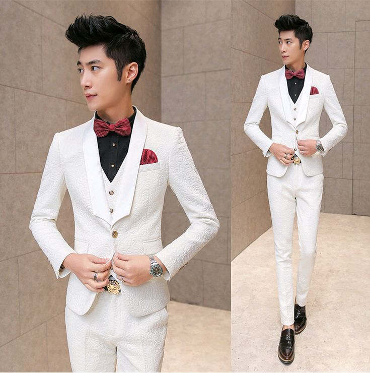 Best 25  Mens white suit ideas only on Pinterest | White tuxedo ...