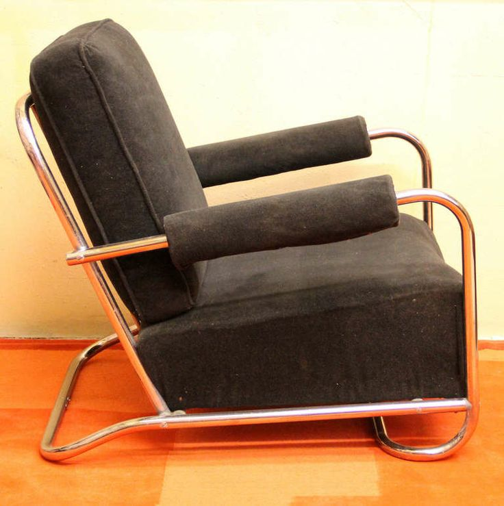 Gilbert rohde art deco machine age lounge chair gilbert o 39 sullivan modern and chairs - Deco lounge eetkamer modern ...