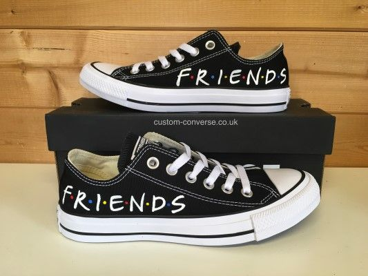 Friends Low Tops | shoes in 2019 | Stranger things, Eleven