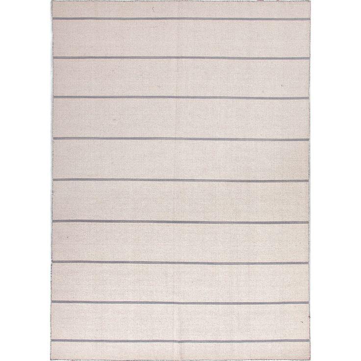 ivory handmade flatweave area rug 4u0027 x 6u0027 by juniper home - 3x5 Rugs