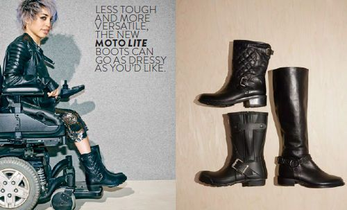 The Stir-'Shocking' Disabled Model in Nordstrom's Catalog Is Beautiful Just as She Is