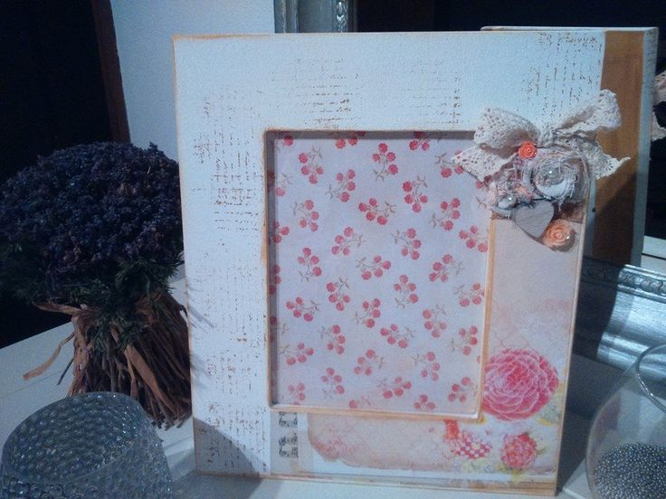 frame scrap decor