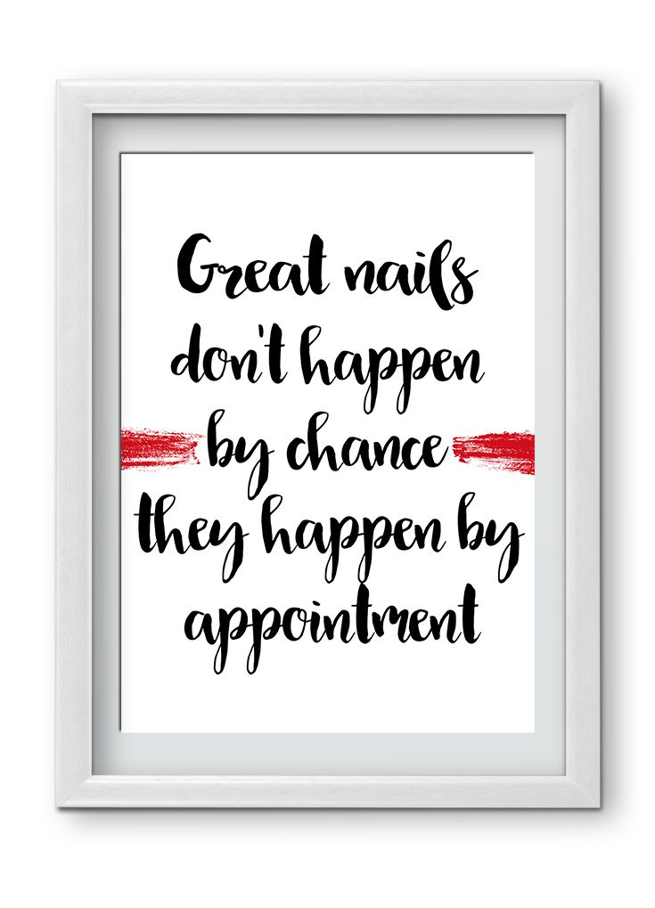 Salon Insta Post Nails Quotes In 2019 Salons Nails Beauty