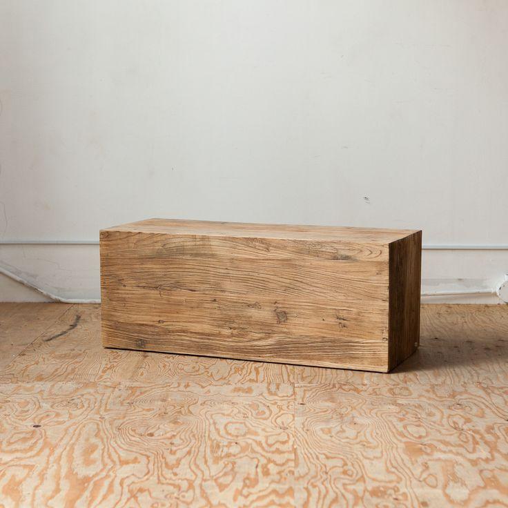 キューブ サイドテーブル CUBE SIDE TABLE (15019) - ノットアンティークスのテーブル   おしゃれ家具、インテリア通販のリグナ