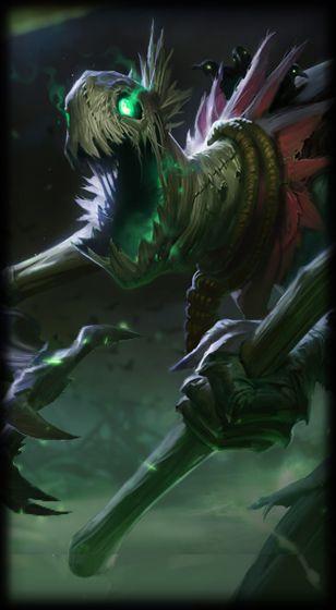 League of Legends- Fiddlesticks, The Harbinger of Doom