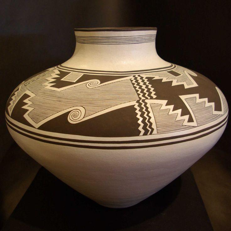 .Andrea Fisher Fine Pottery - Acoma
