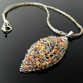 Free Patterns For Wire Crochet Jewelry : 17 Best images about Crochet wire jewelry on Pinterest ...