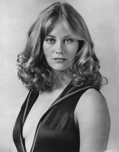 Cybill Shepherd... Moonlighting or whatever that show was called. I always get it wrong.