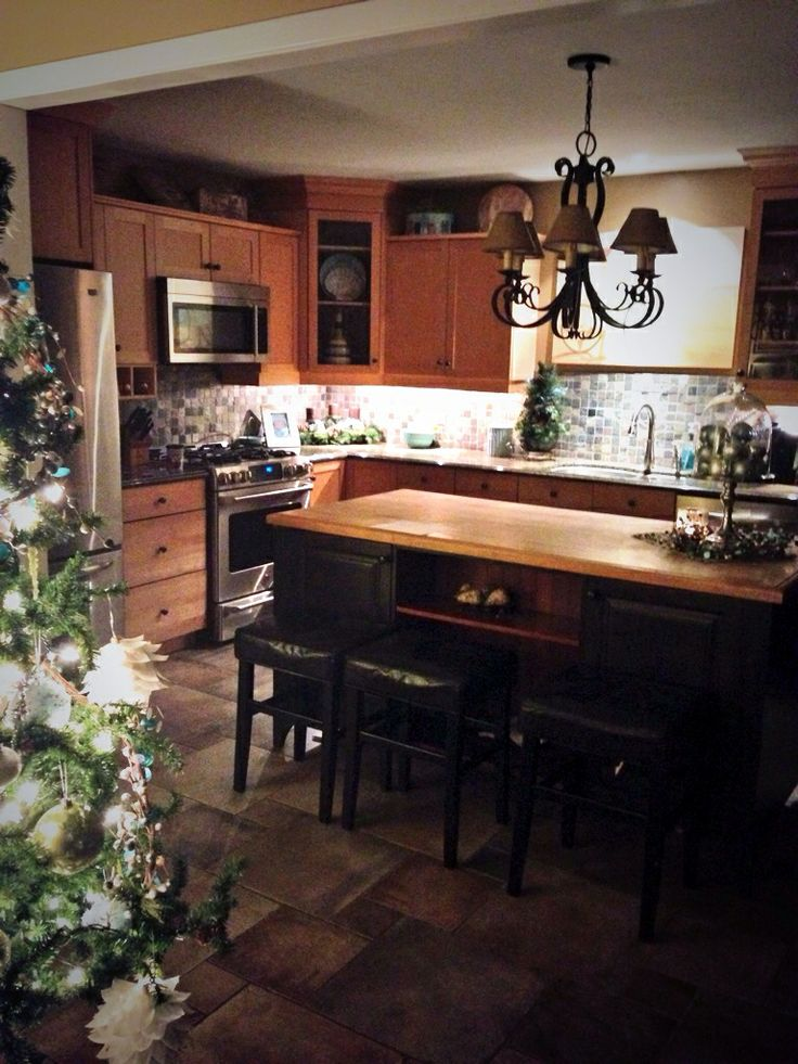 Christmas in my kitchen