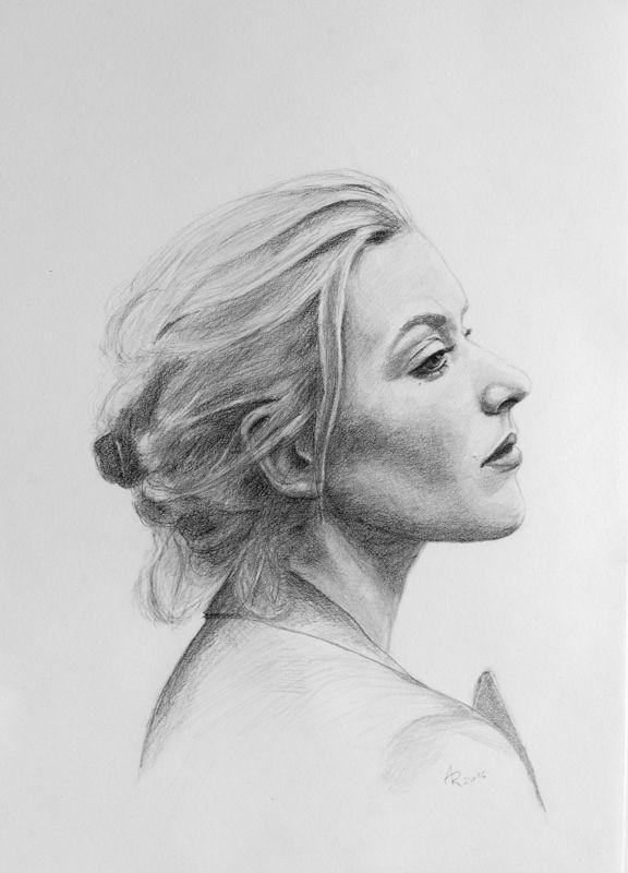 https://flic.kr/p/Pi93jX | Kate Winslet | Pencils A3