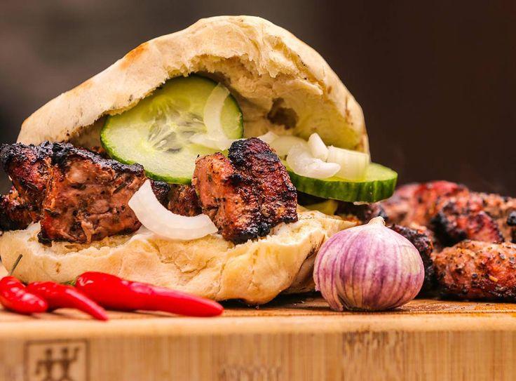 #gyros #burger #hot #soulfood #superfood #bbq #grillen #grill #food #foodporn #nomnom #lifestyle #foodbeast #eat #rostkost
