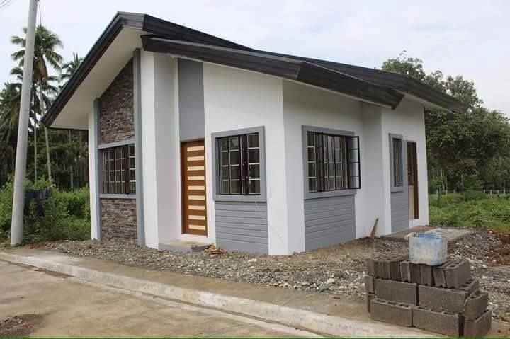 50 Designs Of Low Cost Houses Perfect For Filipino Families Small House Design Philippines Simple House Design Small House Design Plans