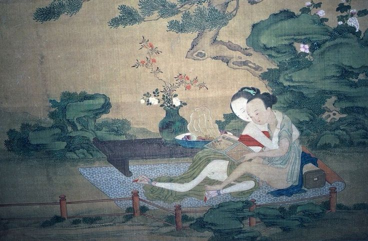 Ancient chinese erotic