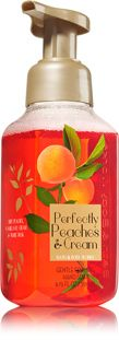 Perfectly Peaches & Cream Gentle Foaming Hand Soap - Soap/Sanitizer - Bath & Body Works