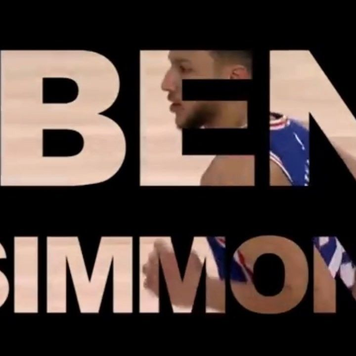 Is Ben Simmons the next Lebron James? Is he the future of the NBA? Stats say so. #sixers #bensimmons #trusttheprocess #nbaallstar #roty #76ers