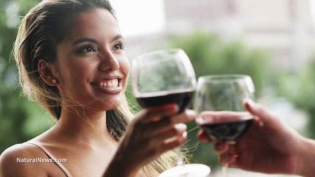 Government 'experts' claim all alcohol, including red wine, is bad for you: Here's why they're wrong