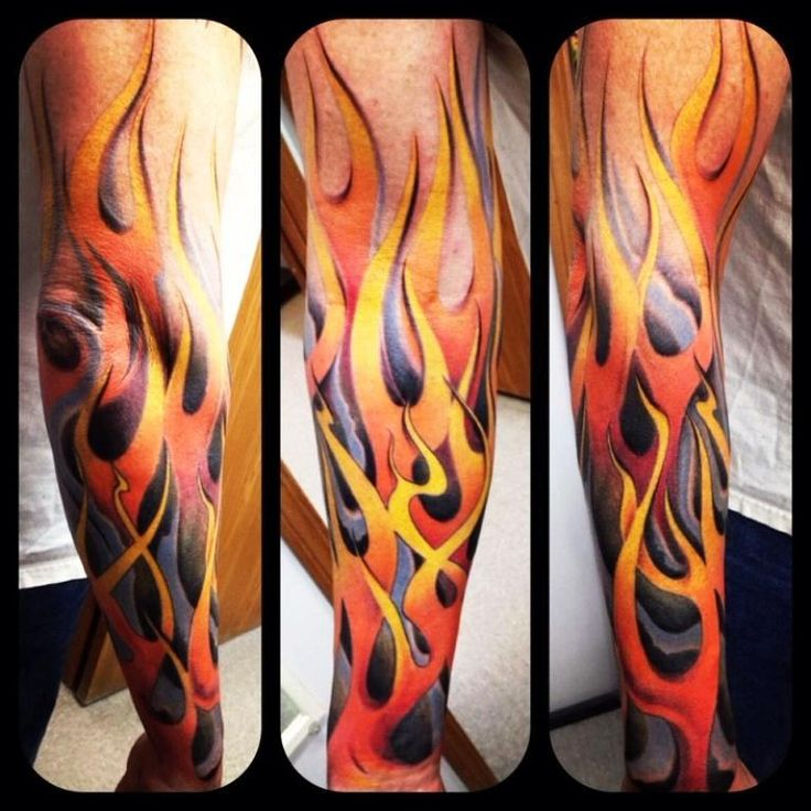 best 25 flame tattoos ideas on pinterest fire tattoo mens arm tattoos black and white and. Black Bedroom Furniture Sets. Home Design Ideas