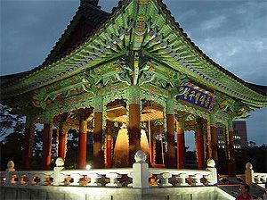 South Korea Country | shrine in korea as in japan and china the religions of south korea ...