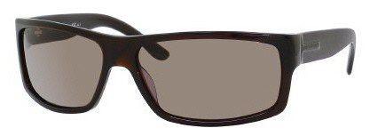 Gafas de sol Gucci Wrap, Marco oliva oscuro / Lente Marrón 1001/S  | Antes: $798,000.00, HOY: $300,000.00