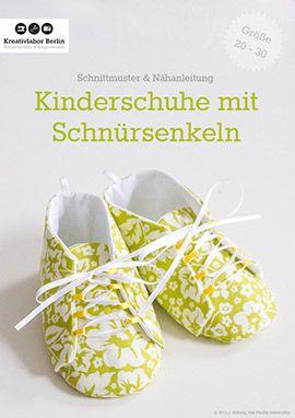 Kinderschuhe mit Schnürsenkeln Größe 20 bis 30