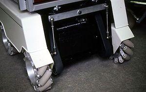 Mecanum wheel - Wikipedia, the free encyclopedia