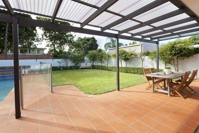 Modern Pergola Translucent Roof Pergola And Patio Cover
